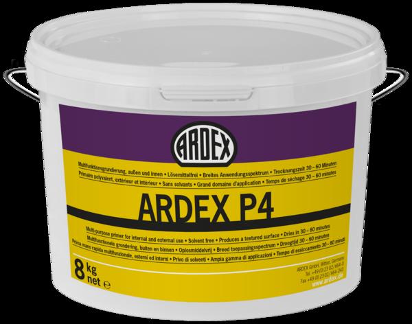 Ātri žūstoša universāla grunts ARDEX P 4