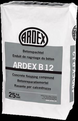 Betona špaktele ARDEX B 12