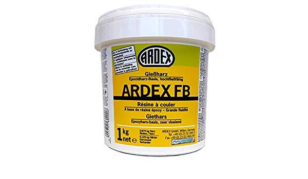 Lejami epoksīda sveķi ARDEX FB