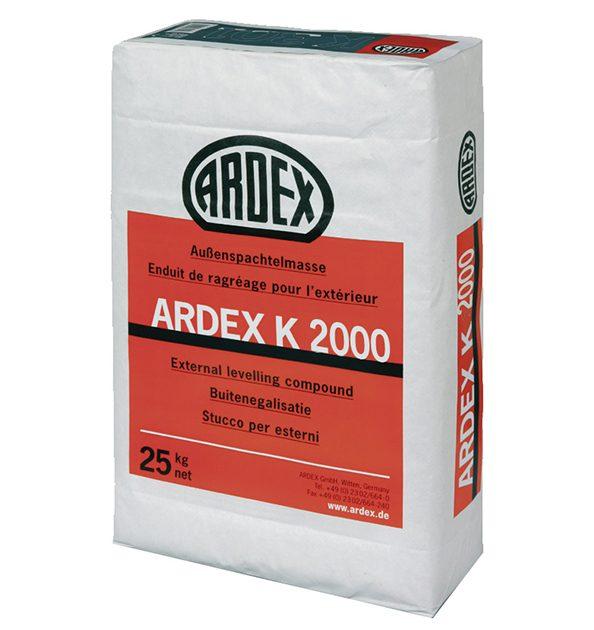 Pašizlīdzinošā java grīdām ARDEX K 2000