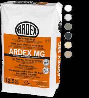 Šuvotājs marmoram ARDEX MG