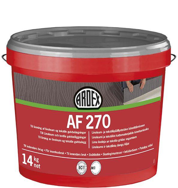 Paklāju un linoleju līme ARDEX AF 270