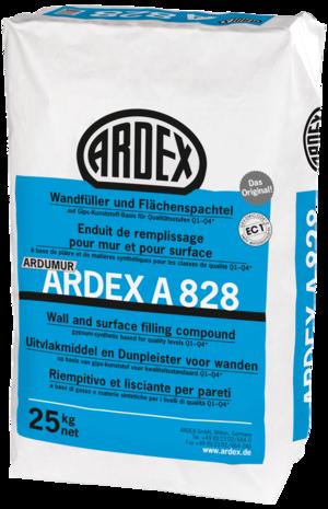 Špaktele ģipškartona plākšņu šuvēm ARDEX A 828