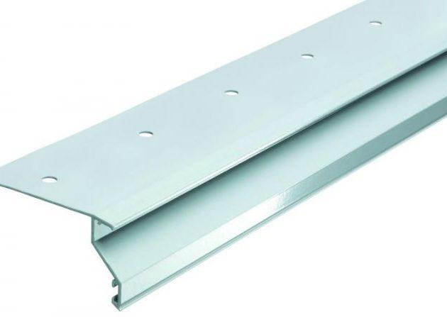 Profils balkonu malām ProFin RA krāsota alumīnija profils brīvo balkona malu apdarei konstrukcijās ar minerālo virsmas hidroizolāciju.