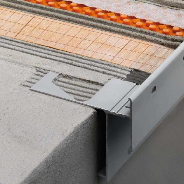 Profils balkonu malām BARA-RAKE/-RAKEG ir krāsota alumīnija balkona un terašu brīvo malu apdares profils virsmas un drenāžas ūdens novadīšanai.
