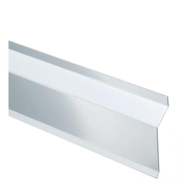 Lāsenis balkona profilam ProFin BB ļauj Jums prasmīgi nosegt neizskatīgās balkona nesošo konstrukciju ārējās malas. Piemērota visiem ProFin profiliem.