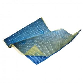 Drenāžas paklājs AquaDrain HU-EK terasēm izturošs augstas slodzes. Tas paredzēts brīvi ieklātiem segumiem uz nestabilas pamatnes.