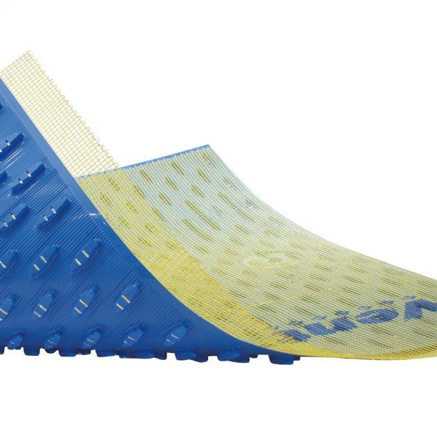 Flīzētas fasādes vēdināšanas sistēma Gutjahr CeraVent armēta vēdināšanas un atdalīšanas sistēma flīzētam fasādēm un sienām.